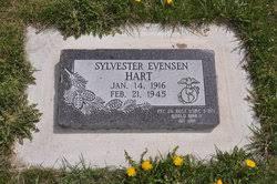 PFC Sylvester Evensen Hart (1916-1945) - Find A Grave Memorial