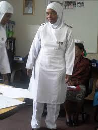 Image result for ghanaian muslim nurse in hijab