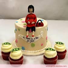 11 Mom To Be Cakes Photo Happy Birthday Pregnant Mommy Cake