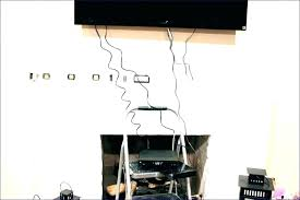 creative ways to hide cords how wires behind stand cord hider for wall mounted cover