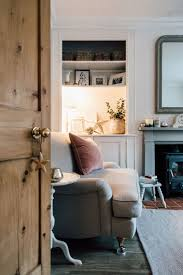 modern country living rooms. Log Burner And Snuggler Seat In A Cosy Living Room - Elle\u0027s Modern Country Sitting Rooms I