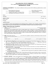 Free Florida Month To Lease Agreement | Pdf Word (.doc) Template Doc ...