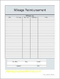 Mileage Reimbursement Form Formal Powerful 9 Sample Example Format ...