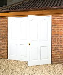 side hinged garage doors and colours available in the full range of side hinged garage doors