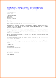 Request Letter Format To Bank For Statement