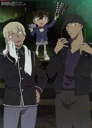 Conan/Akai/Amuro high... - Detective Conan - The Red Thread