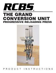 The Grand Conversion Unit Home Rcbs Pages 1 10 Text