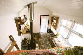 Small Picture The Red Caravan Tiny House Swoon