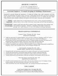 9 10 Groundskeeper Resume Examples Loginnelkriver Com