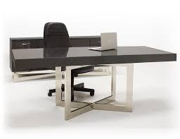Image Furniture Office Desk With Stainless Steel Base Enlarge Image Sale Computerdeskcom Modern 75