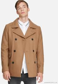 men coats camel mercer peacoat gbmfck