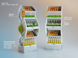 Retail Product Display Stands Trade equipment for Diageo Summer Mix on Behance display 33