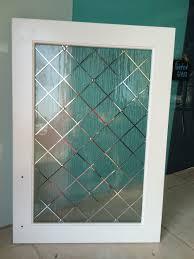 decorative cabinet glass inserts
