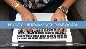 Words For A Resume Action Words To Boost Your Resume Brooklyn Resume Studio
