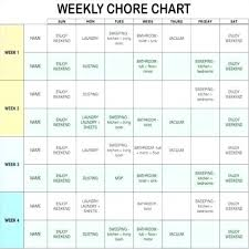 Printable Family Chore Chart Template Printable Family Chore Charts Printable Family Chore Charts Free