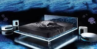 Unique bed design by Nest Italia