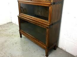 full image for innovative description vintage design 1920s barristers bookcase from globe wernicke description vintage design