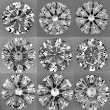 Diamond Clarity Chart I1 I1 Clarity Included Diamond Diamonds In 2019 Diamond