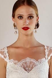 spring 2017 bridal hairstyleakeup looks fashionisers