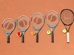Youth Tennis Racket Size Chart Choosing The Right Junior Tennis Racquet For Kids Anz