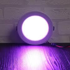 Giá bán Bảng đèn led hình tròn 10W RGB điều khiển AC 85-265V