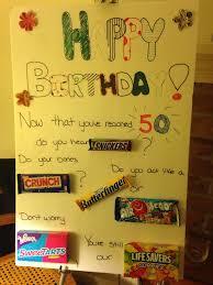 homemade birthday presents mom diy birthday poster ideas homemade posters 45 best 50 birthday