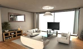 Heavenly Interior Design For Apartment Living Room Design With