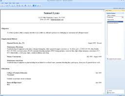 Resume Creator Software Top Free Resume Builder Reviews Jobscan