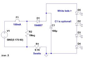 120v 4 led night light electronics forum circuits projects and schematic 120volt4lednightlight jpg