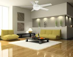 false ceiling for living room with fan and