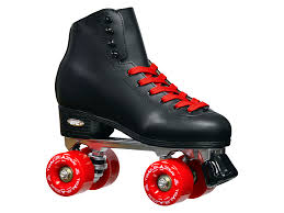 Epic Skates Size Chart Classic Black Red