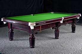 Asian made pool tables