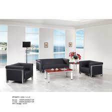 black office set designs leather sofa
