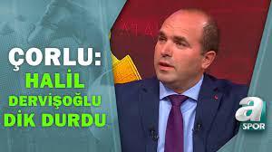 """Savaş Çorlu: """"Halil Dervişoğlu Çok Dik Durdu, Galatasaray'a Gelmek İstedi""""  / Son Sayfa / 31.08.2021 - YouTube"""