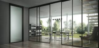 office sliding door. Breathtaking Brilliant Commercial Sliding Glass Doors Track And Dual Amazing Furniture Full Exterior Door For Open Office O
