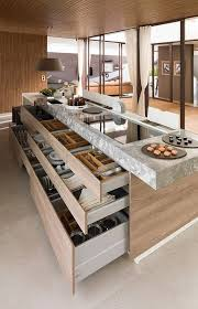 Functional Kitchen Cabinets Extraordinary Functional Contemporary Kitchen Designs Kitchen Pinterest