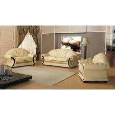 italian leather sofa set. Modren Set Cleopatra Traditional Leather Sofa Set Versace Genuine Italian  Button Tufted To N