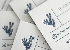 Letter Press Business Card Letterpress Business Cards Pike St Press