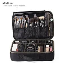 best makeup bags for organization 1 rownyeon portable eva professional makeup case