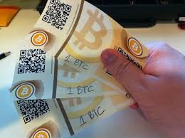 A paper wallet is document that contains copies of the public and private keys that make up the wallet. Paper Wallet Bitcoin Wiki