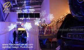 Monogram Gobo Lights For Wedding Decor In Vancouver BCDecor ...