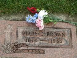 Mary Elma McDermott Brown (1872-1955) - Find A Grave Memorial