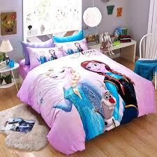 frozen bed set full size frozen bed set cotton pink frozen bedding set cartoon duvet cover sheet set single queen size frozen full bed set home library
