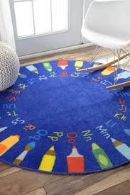 contemporary rainbow alphabet wheel kids area rugs feet diameter round educational beds brisbane beach themed outdoor stone colour rug extra large white