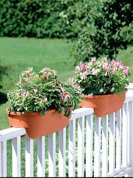 fence planters fence top planters uk fence planters amazon hanging fence  planters uk