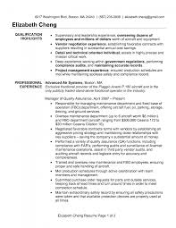 quality manager resume sample cover letter gallery of quality assurance manager resume sample