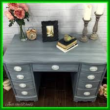 vintage shabby chic inspired office. Wonderful Inspired Shabby Chic Bedroom Office Unbelievable Vintage Desk  Makeover And Picture For On Inspired B