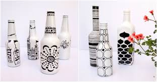 How To Decorate Beer Bottles DIY Beer Bottles Crafts That Will Boost Your Creativity 29