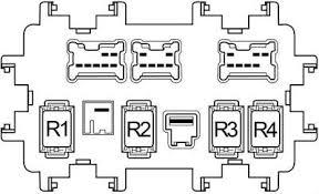 nissan altima 2013 2018 fuse box diagram auto genius nissan altima fuse box diagram passenger compartment