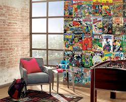 comic book furniture. Wallpaper A Room! Comic Book Furniture
